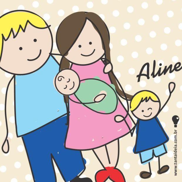 ilustração família 1